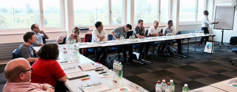 Unternehmerschule für KMU und Gewerbe - Weiterbildung für KMU